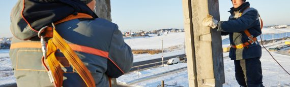 Tips For Winter Safety On A Jobsite