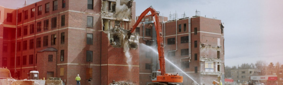 Here Is a Guide to Help You Understand Demolition Insurance