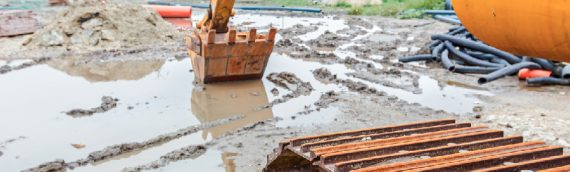 How to Protect Your Construction Site from Weather