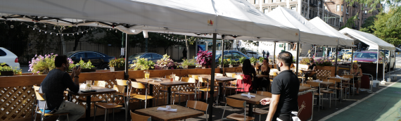 Outdoor Dining Safety Tips